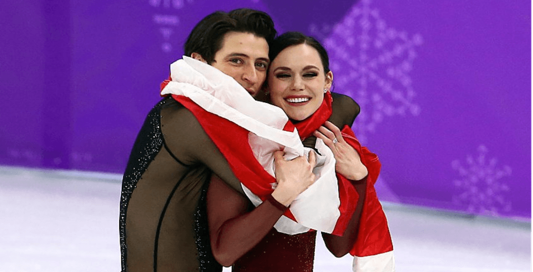 The internet reacting to Virtue and Moir gold medal win is the greatest thing ever