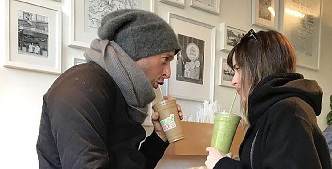 Chris Martin and Dakota Johnson spotted on a date in Vancouver (PHOTOS)