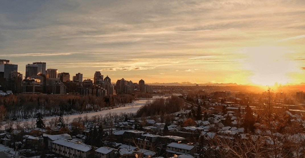Calgary weather is going to skyrocket up to 12°C next week