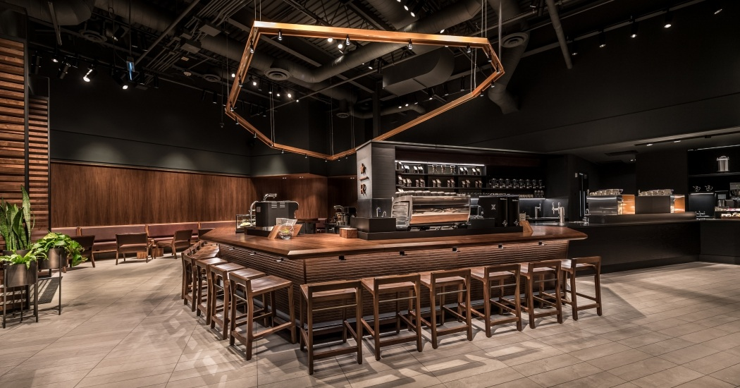 Starbucks reservebar donmills
