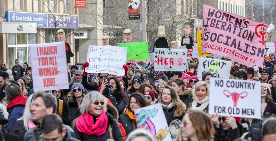 International Women's Day Toronto