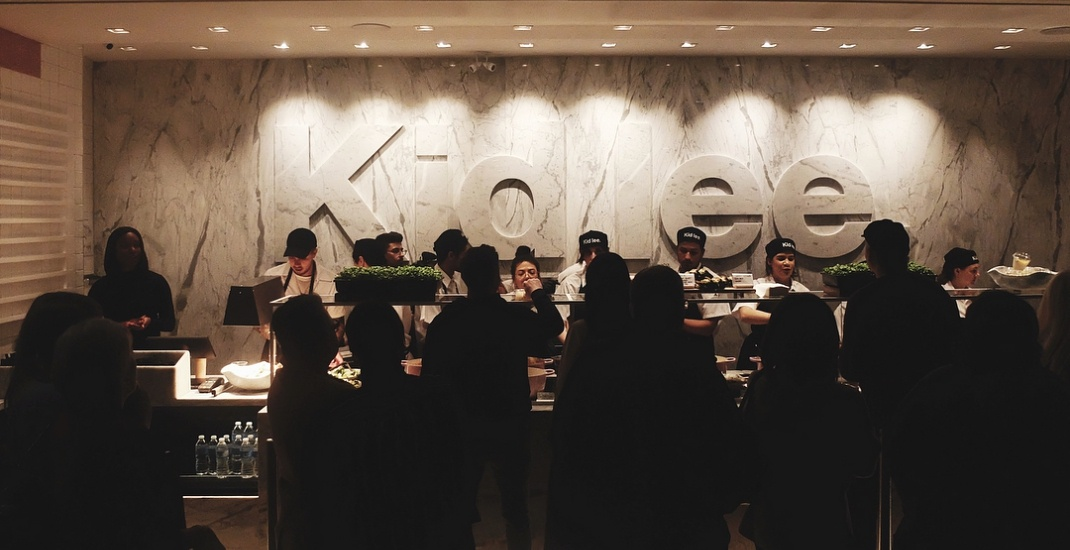 Open now: Kid lee, the new food court spot from celebrity chef Susur Lee