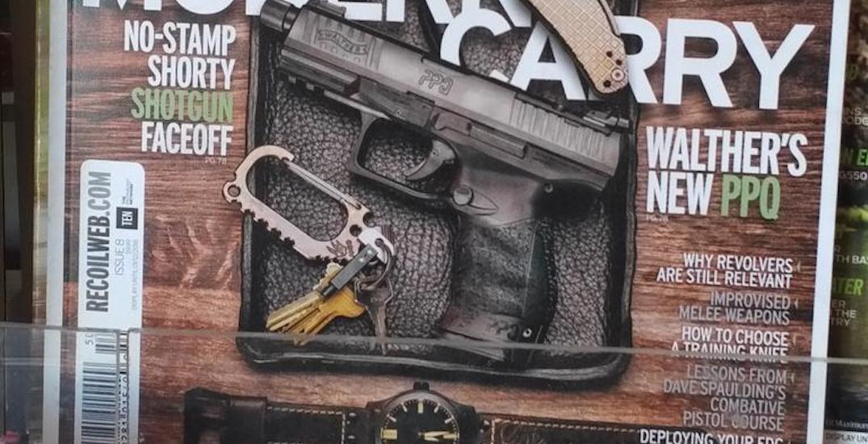 Former Toronto Mayor prompts Shoppers Drug Mart to pull gun magazines
