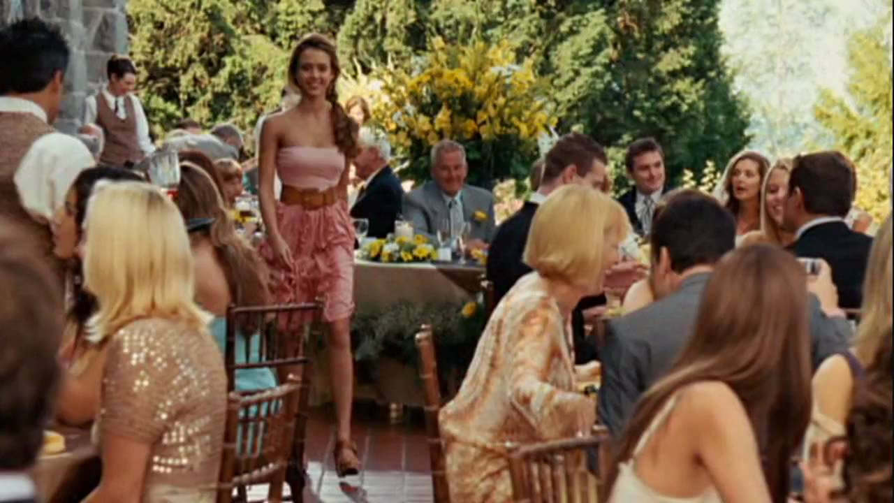 Jessica Alba in Good Luck Chuck