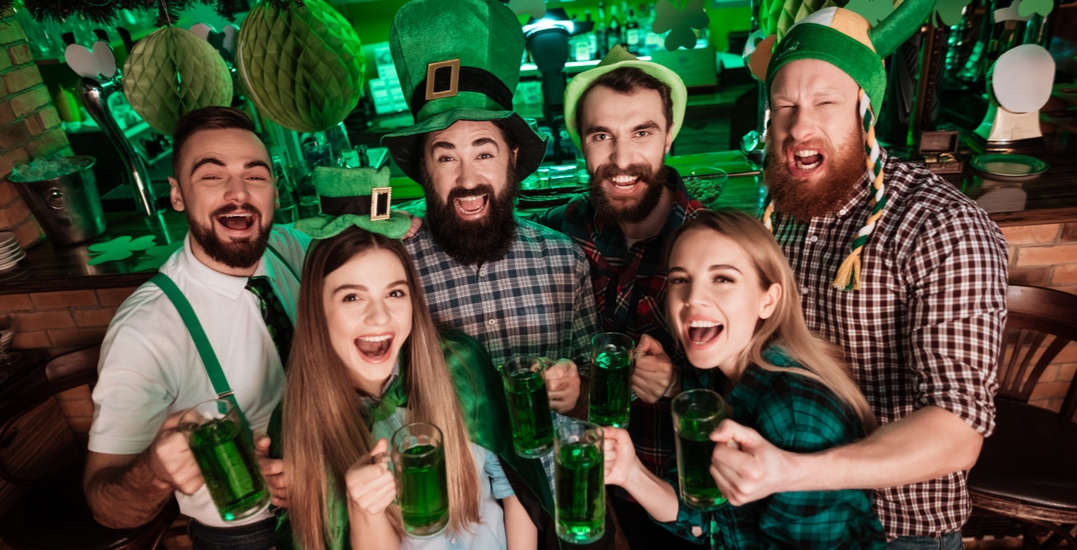 10 St. Patrick's events to check out in Vancouver this month