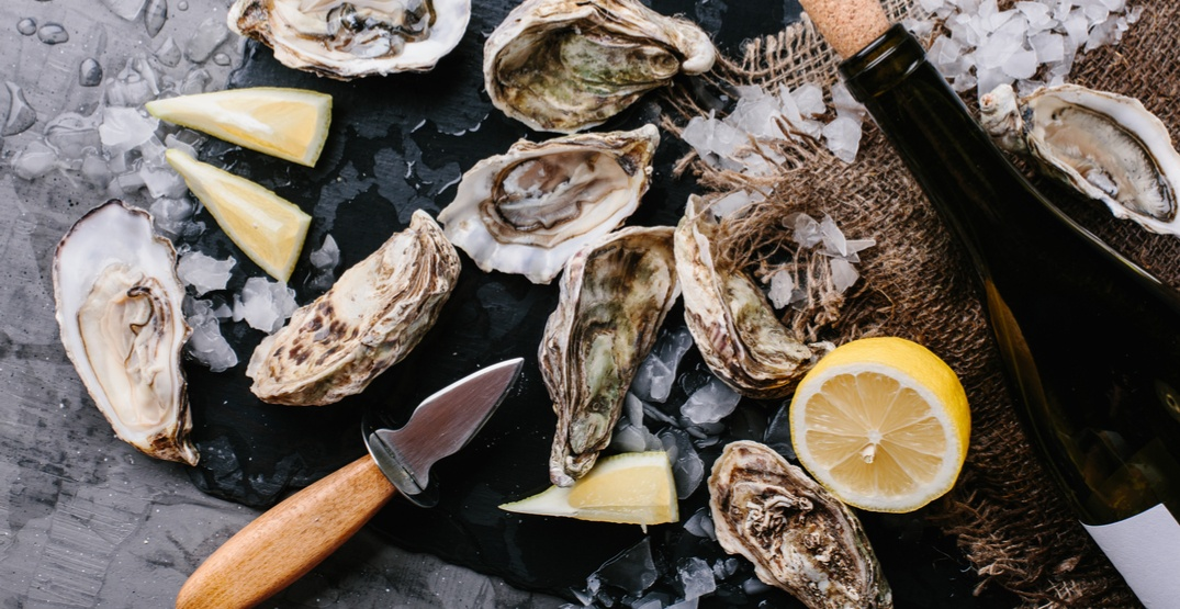 BC Health Authorities warn of norovirus associated with local oysters