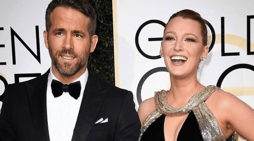 Ryan Reynolds and Blake Lively donate $500k to COVID-19 relief