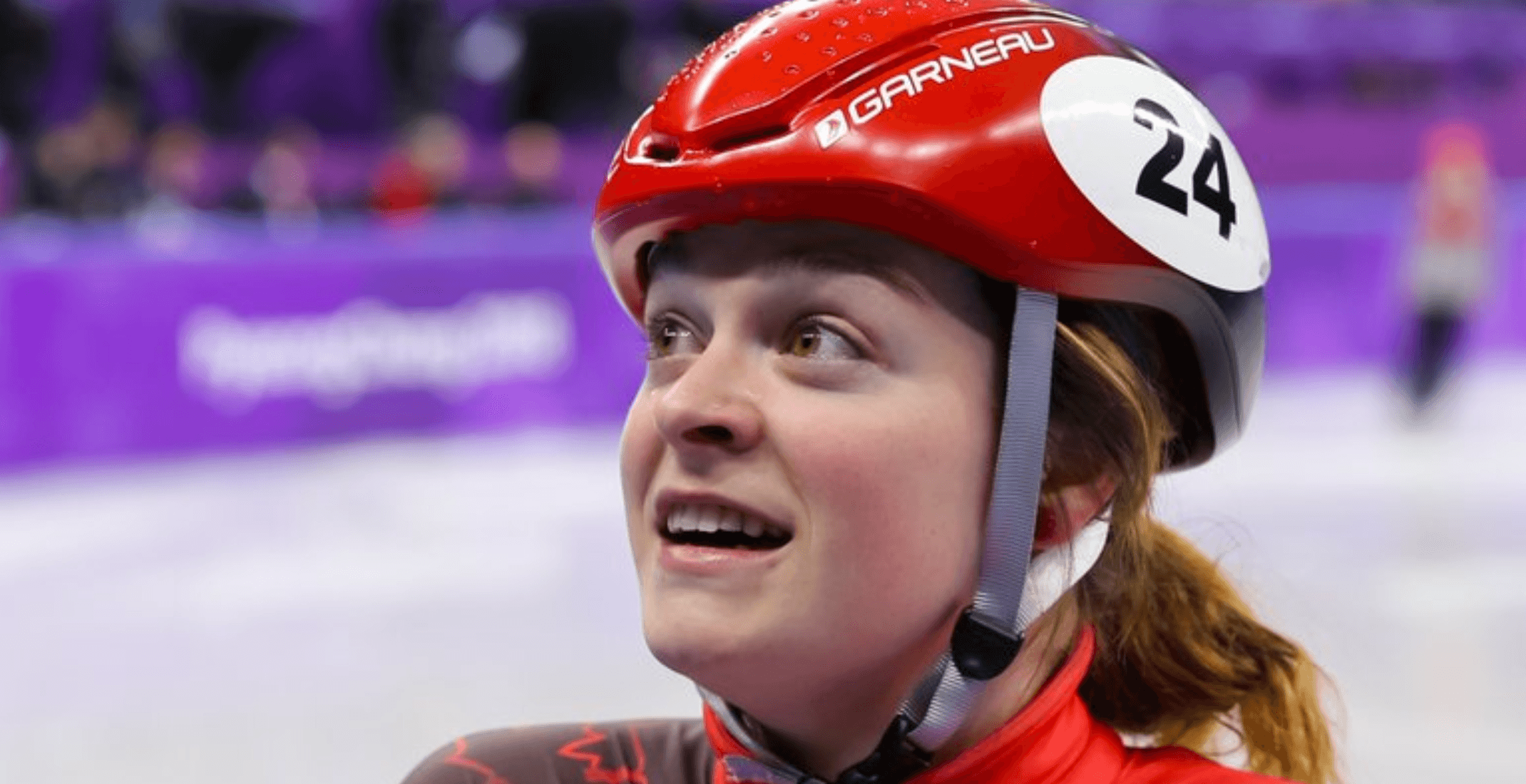 Speed skater Kim Boutin becomes Canada's first 2018 Olympic triple-medalist