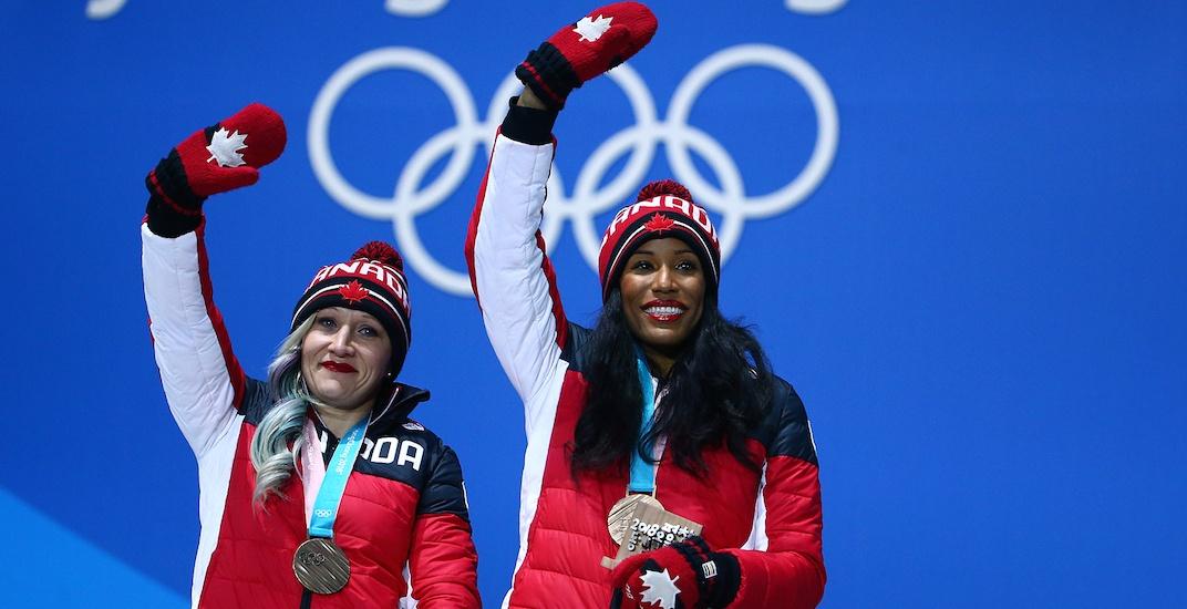 Canada bobsleigh bronze