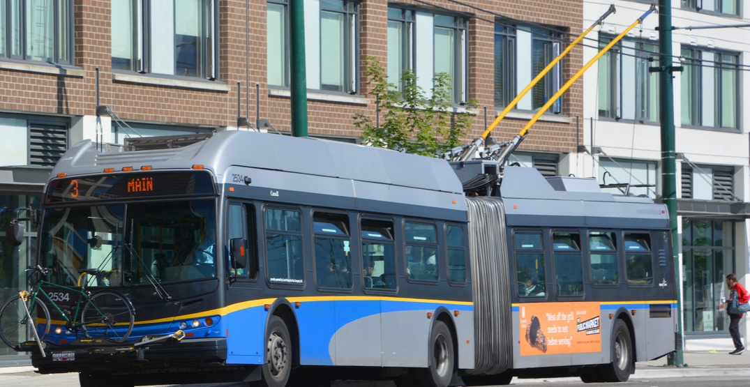 TransLink bus and SeaBus employees to hold strike vote today
