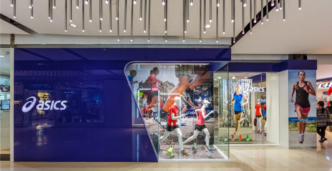 ASICS opening first Canadian flagship store in Toronto next month