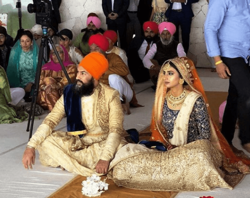 jagmeet wedding