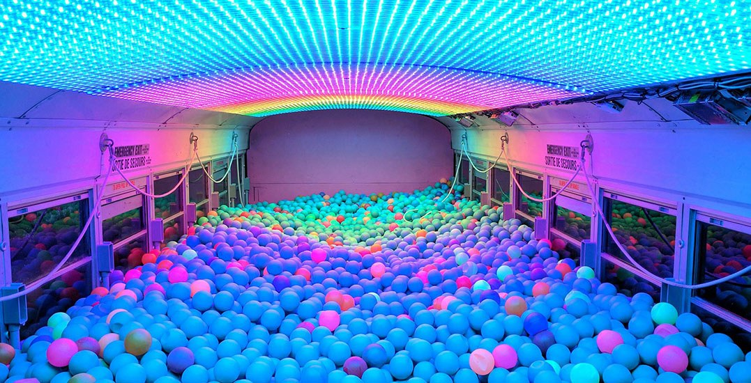 The Unicorn Ball is coming to Vancouver with an adult-sized ball pit and dance party
