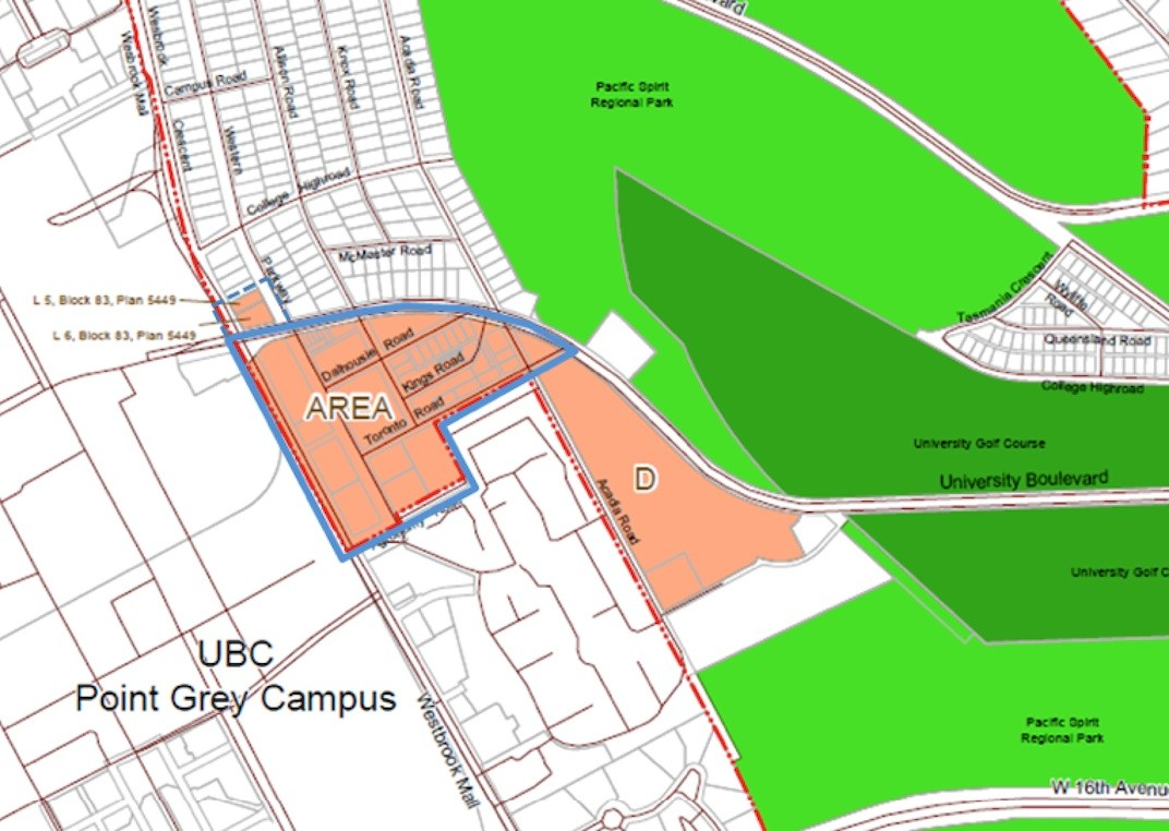 UBC Endowment Lands