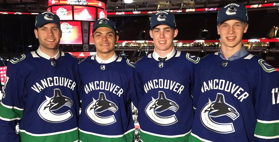 Report: Vancouver to host 2019 NHL Entry Draft