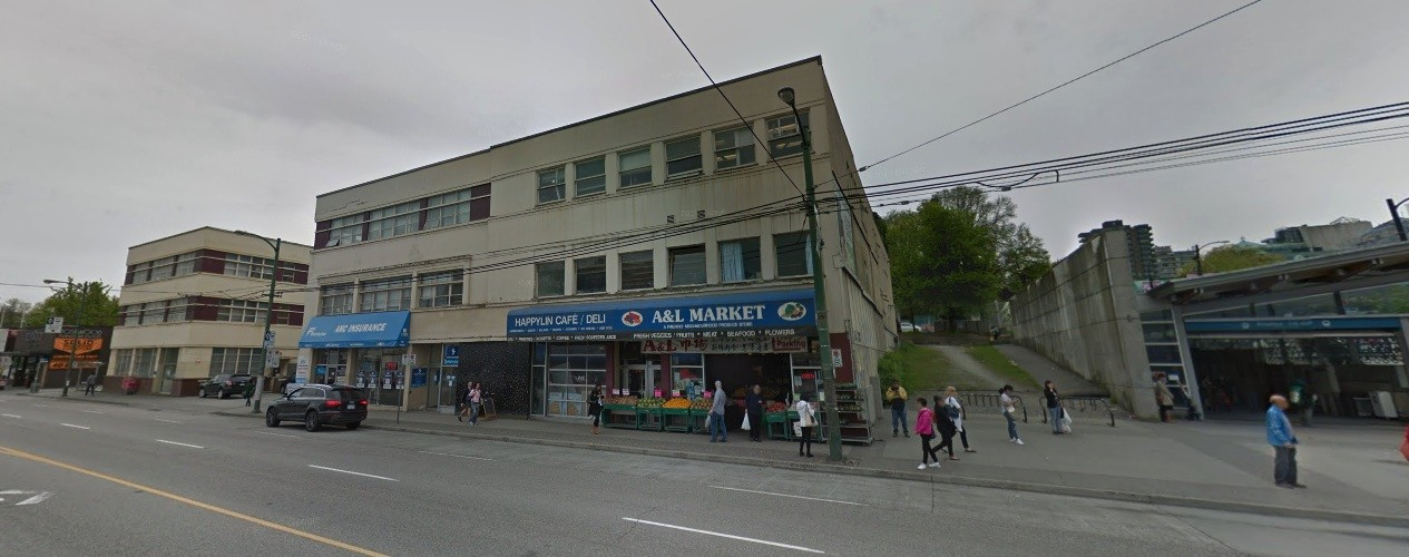 Cambie Broadway