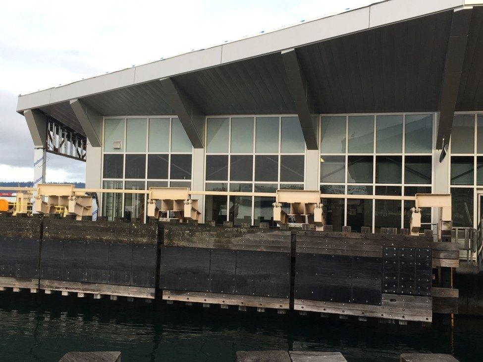 Lonsdale SeaBus Terminal