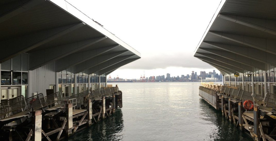 Lonsdale seabus terminal north vancouver 3