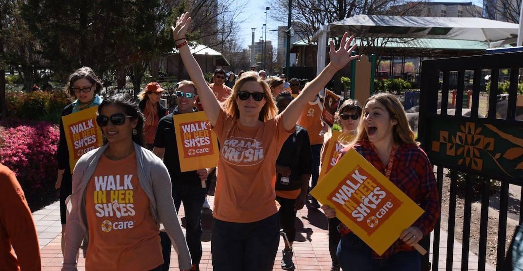 Care march