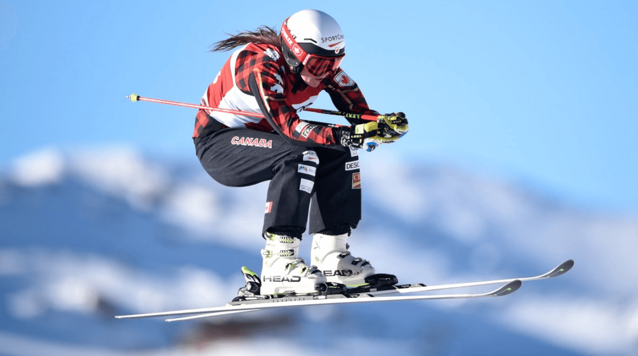 ONE-TWO FINISH: Canada wins GOLD and SILVER in Olympic ski cross