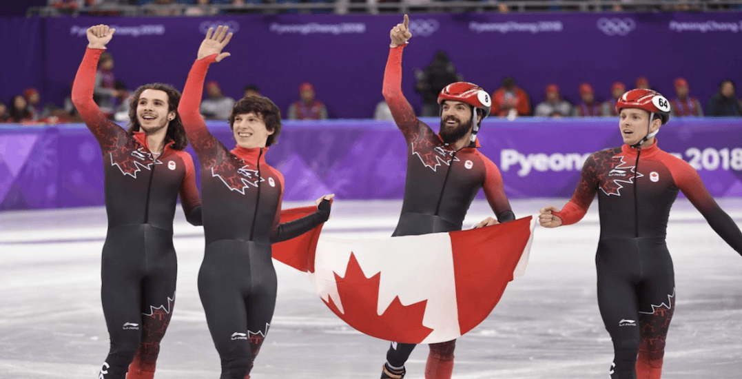 Canada has broken its all-time Olympic Winter Games medal count record