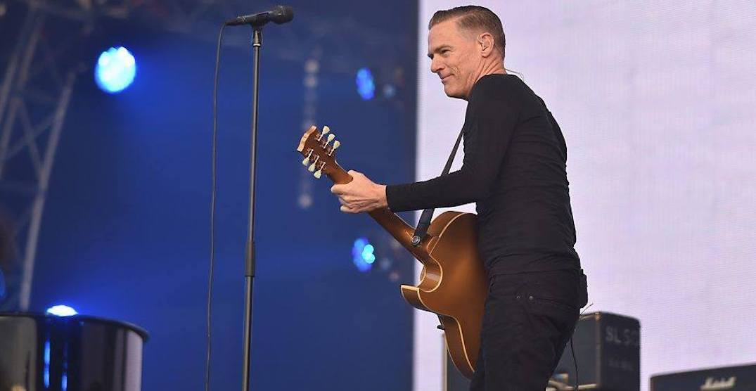 Bryan Adams is bringing his Ultimate Tour to Vancouver this summer