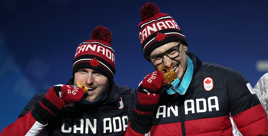 2018 Winter Olympic medal standings: Canada second overall in total medals