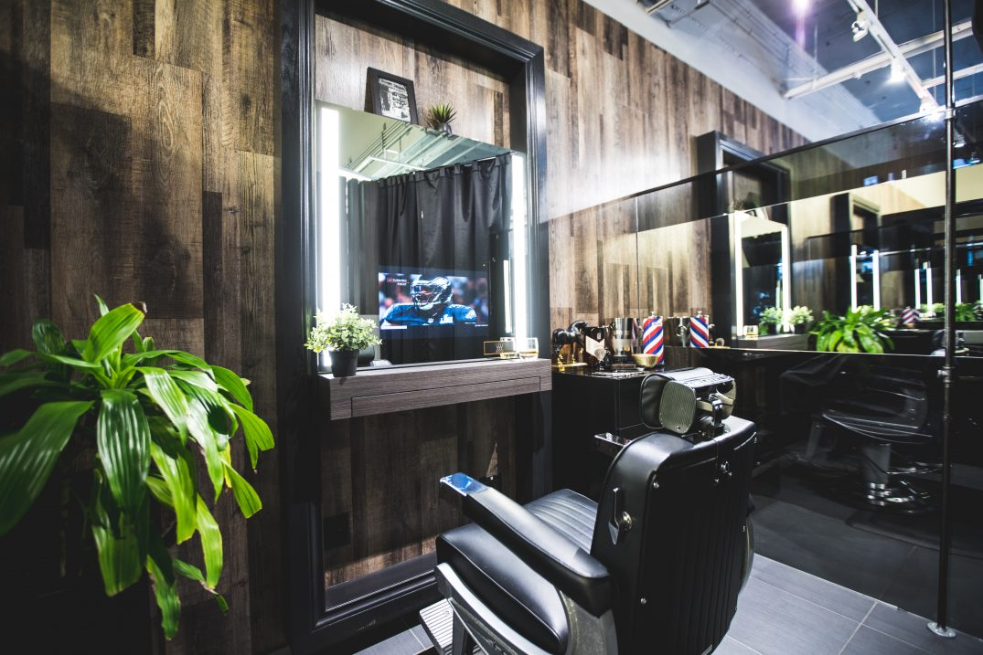This is the only complete men's grooming shop in Vancouver with a membership program