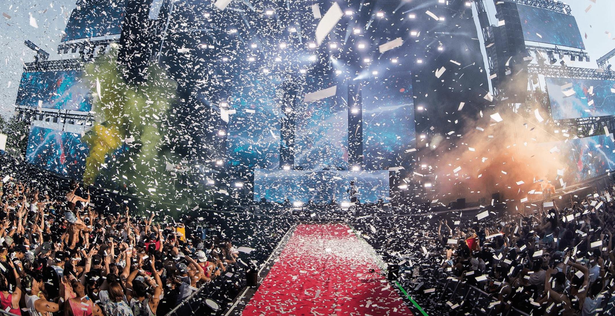 The Chainsmokers and DJ Snake will headline ÎleSoniq 2018