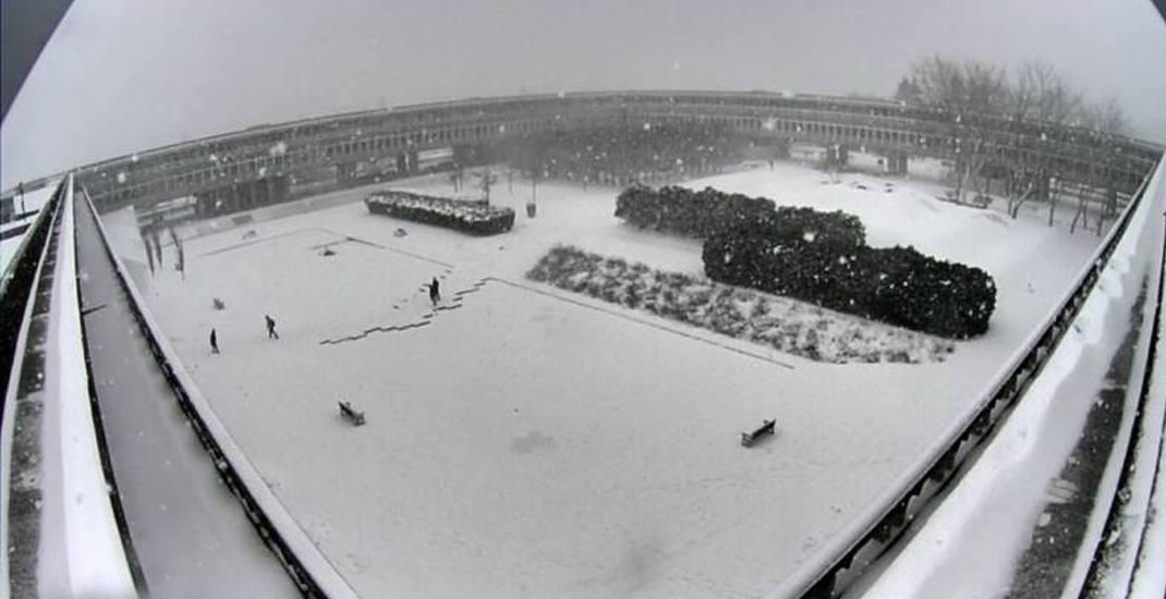 Sfu aq snow february 23 2018