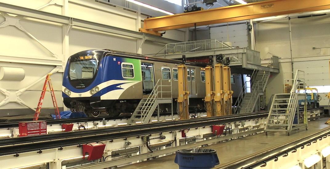 Canada line operations centre 3