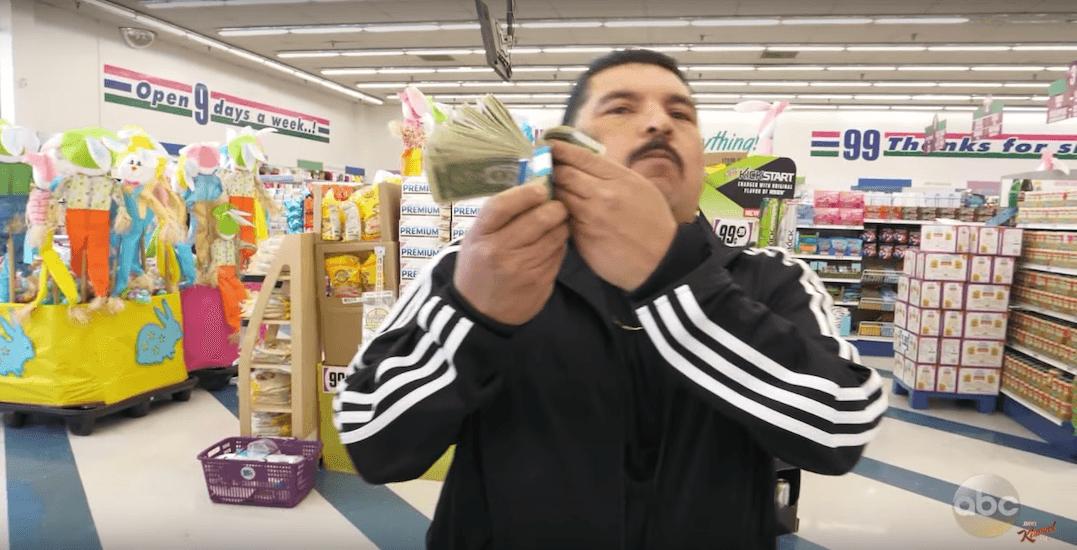 Jimmy Kimmel hilariously remakes Drake's 'God's Plan' music video
