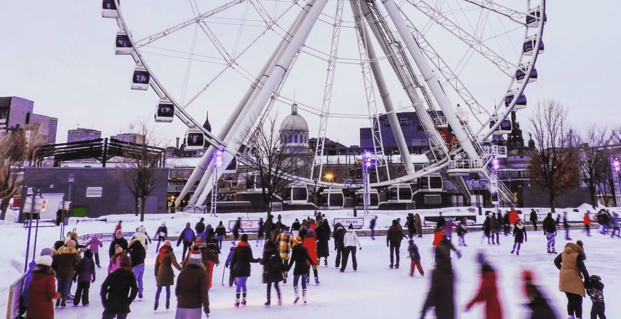 Montreal's Old Port skating rink will officially close for the season this weekend
