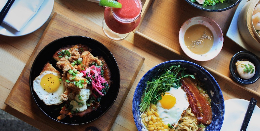 Breakfast Ramen?! Here's your first look at Gyoza Bar's Japanese brunch