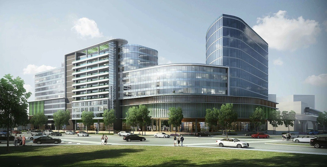 New continental development richmond 1