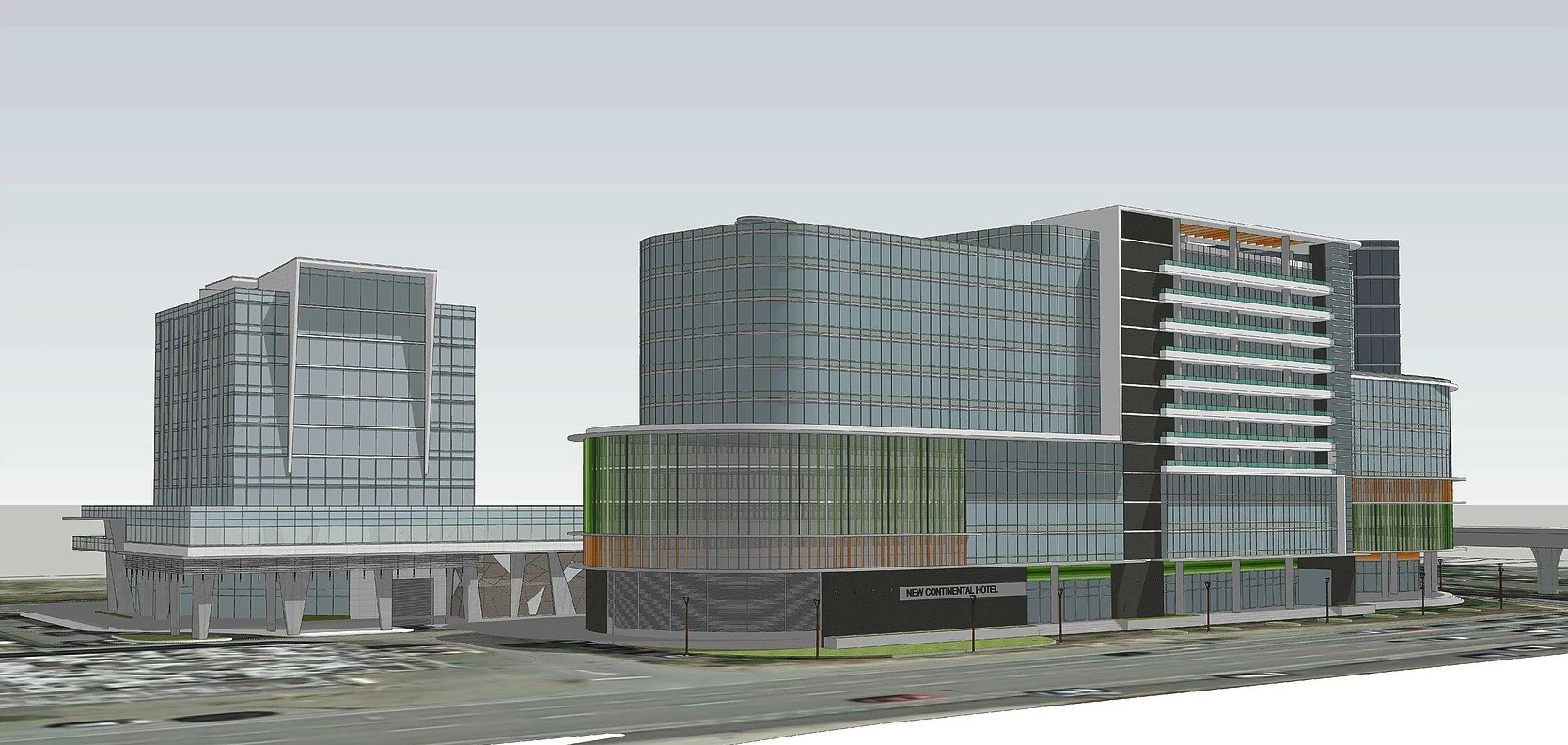 New Continental Education City