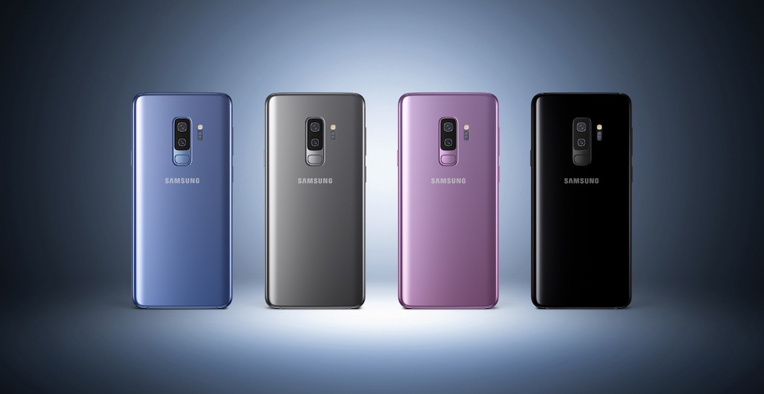 Everything you need to know about the new Samsung Galaxy S9 and S9+ (PHOTOS)