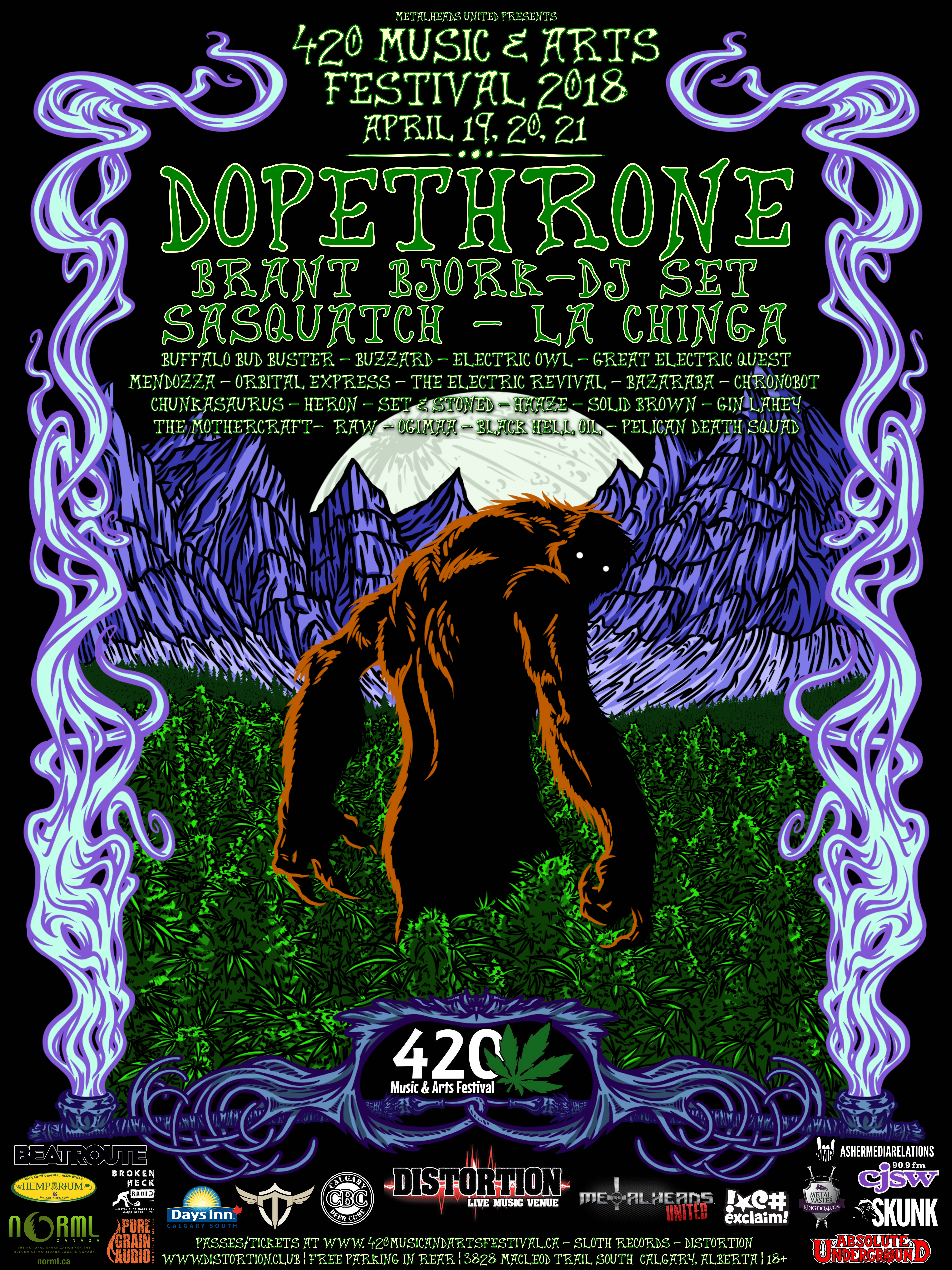 420 Music and Arts Festival