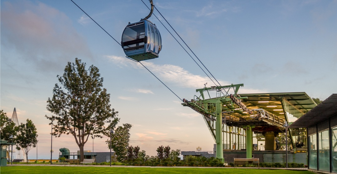 Toronto's proposed Don Valley Cable Car is still a very possible reality