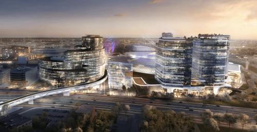 new mega-mall