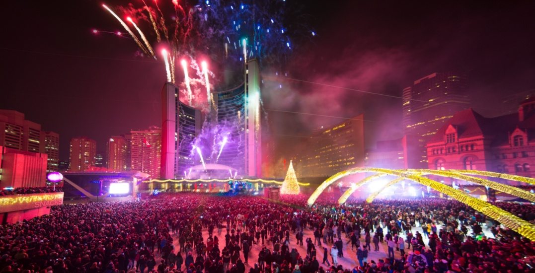 An epic four-day party for Toronto's 184th anniversary is happening this weekend