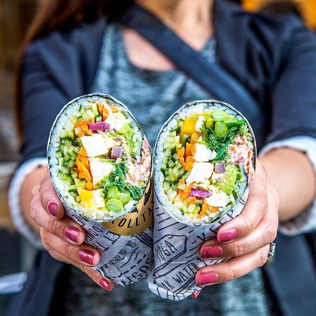 rolltation toronto sushi burrito
