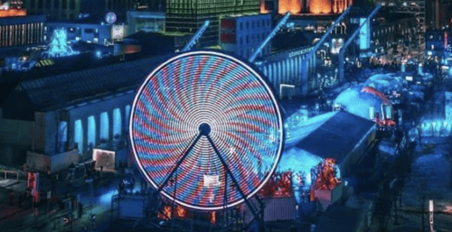 free ferris Wheel