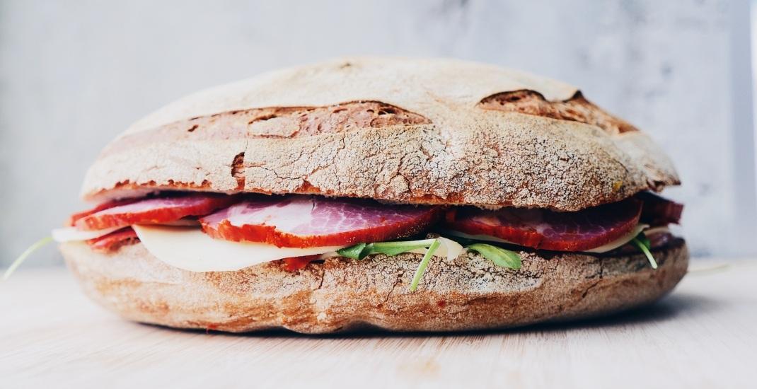 sandwich fest Kitson & Co. Toronto