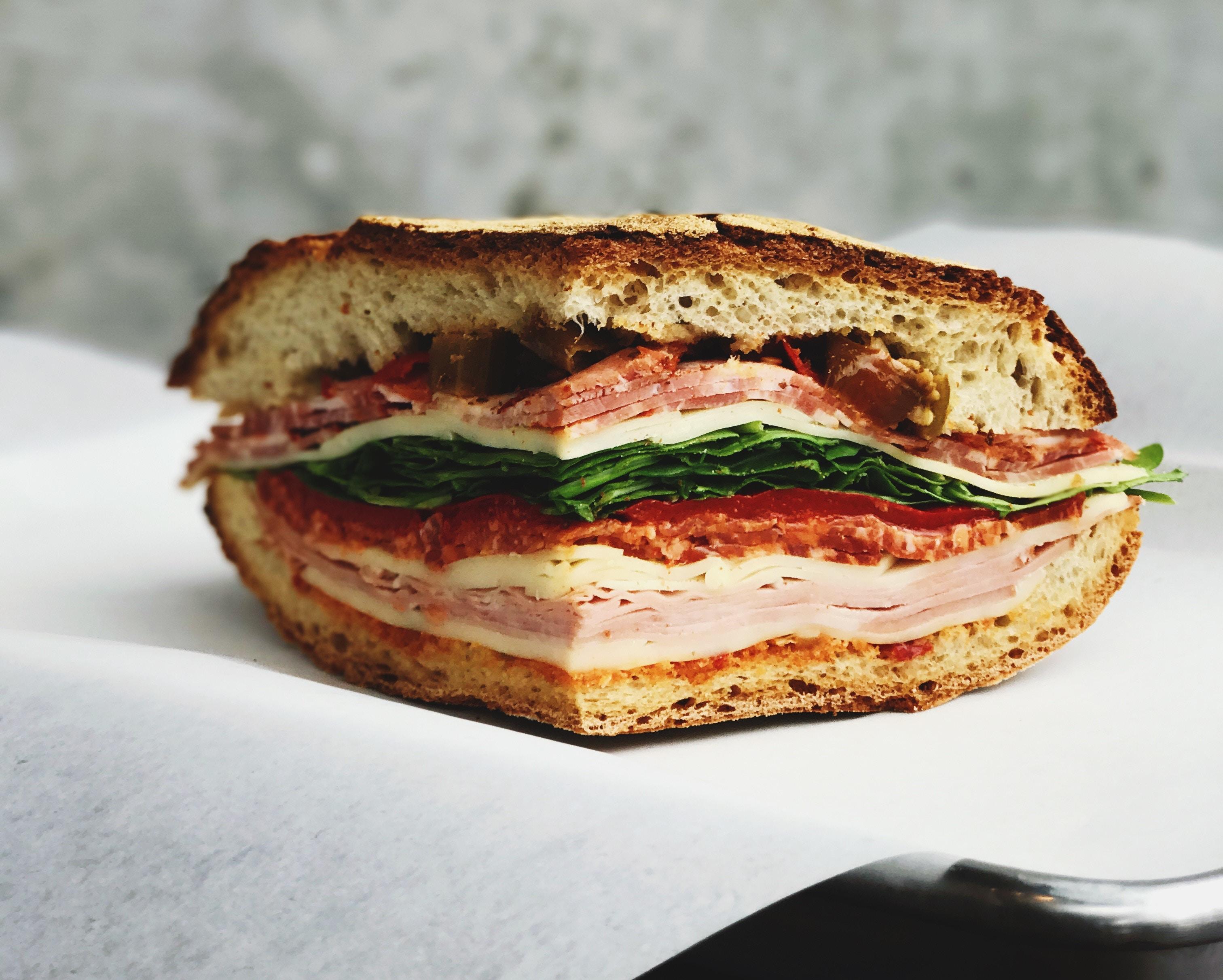 sandwich Kitson & Co. Toronto