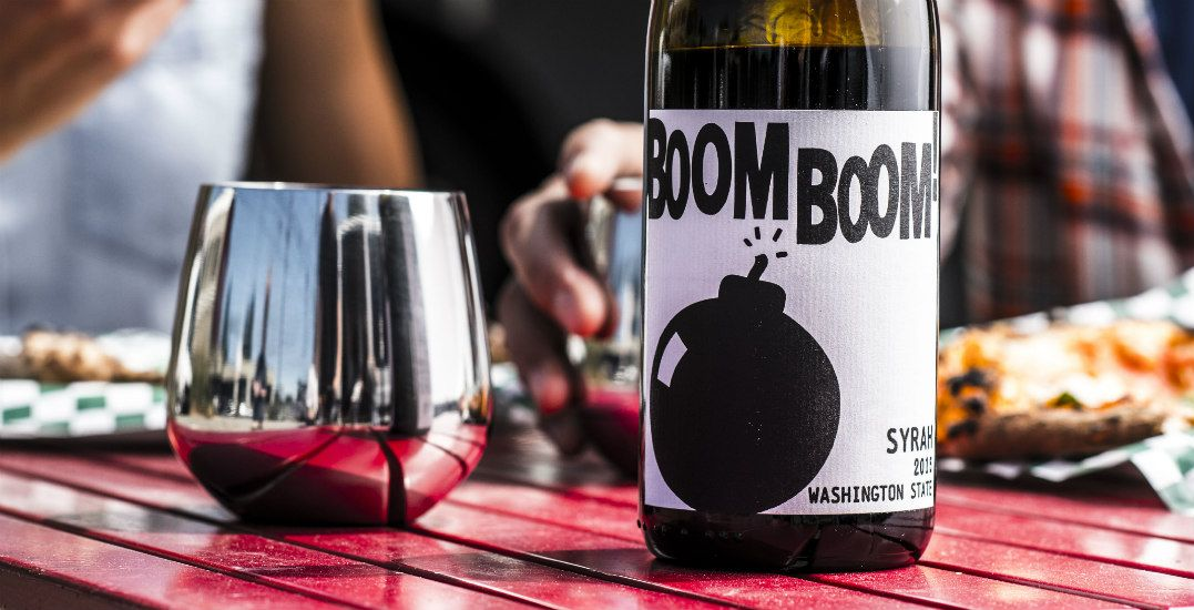 Boom boom syrahcharles smith wines