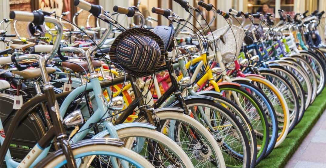 The world's largest bicycle consumer show is in Toronto this weekend