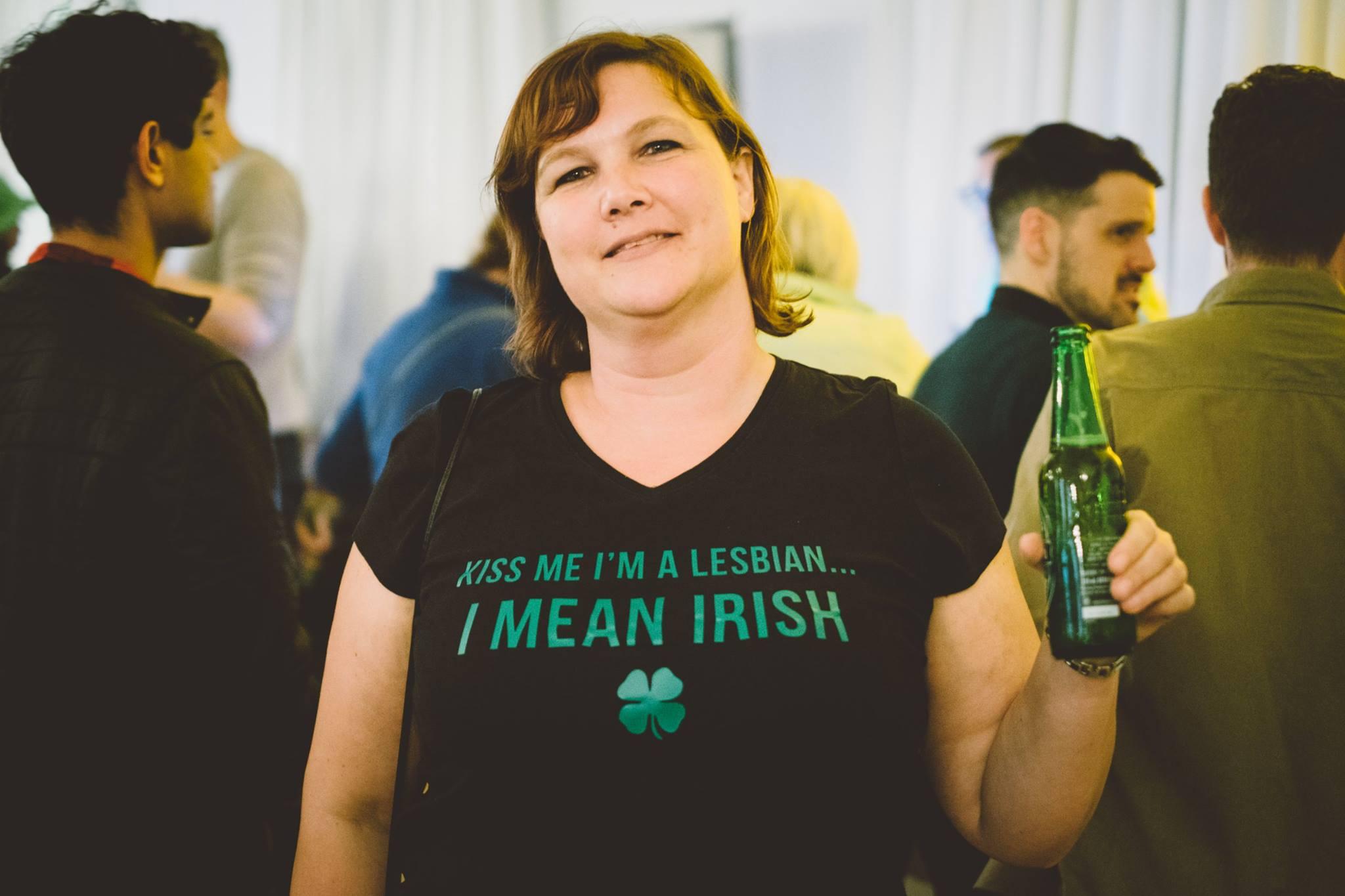 St. Patricks Day irish