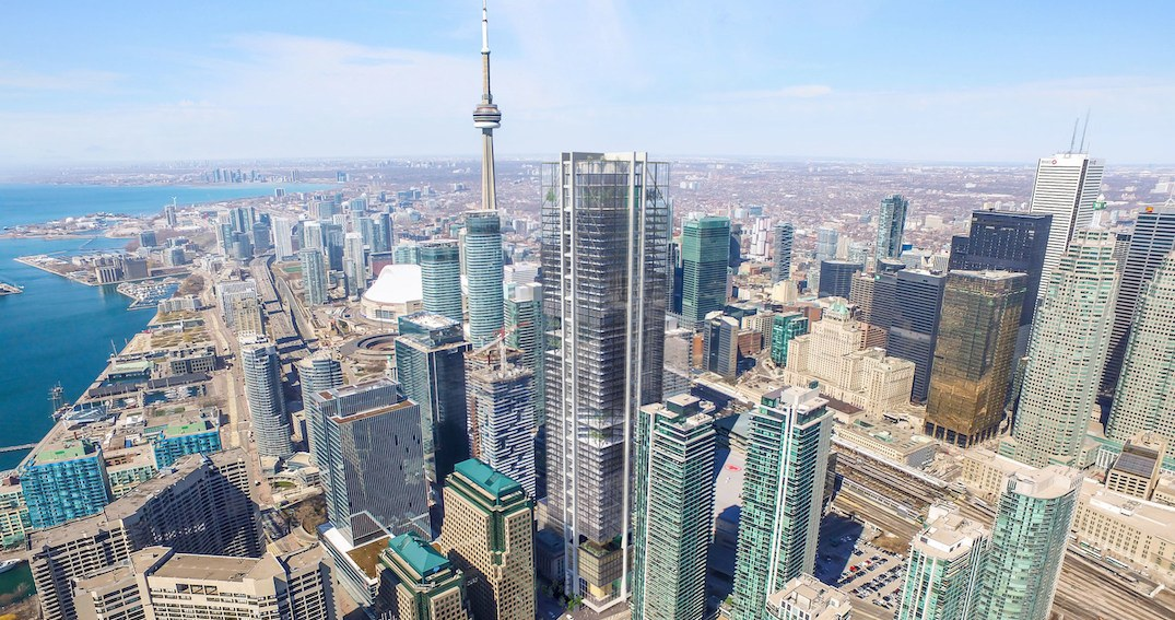 This proposed 60-storey tower would change Toronto's skyline (RENDERINGS)