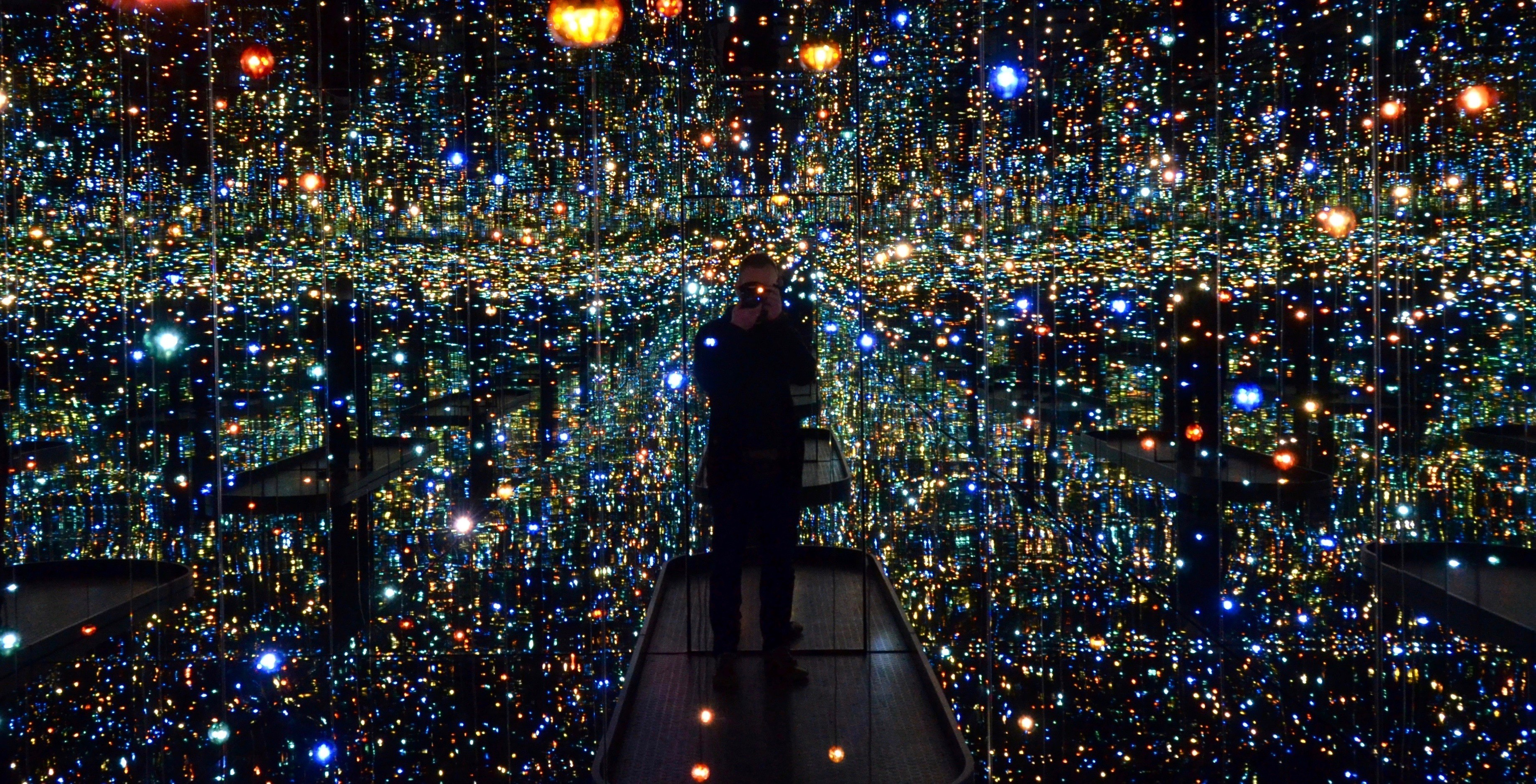 AGO launches crowdfunding campaign to bring Infinity Mirror room to Toronto forever